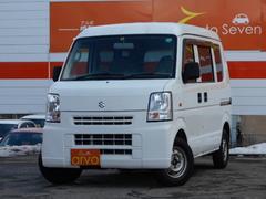 エブリイPA 4WD 1年間距離無制限保証付き AT パワステ AC