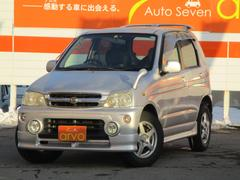 テリオスキッドカスタム スターエディション 4WD 1年間距離無制限保証付