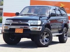 ハイラックスサーフSSR−Xリミテッド 4WD ナビ ETC リフトアップ