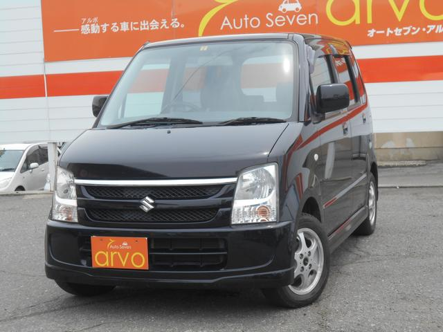 スズキ FX-Sリミテッド 4WD 1年間距離無制限保証付き