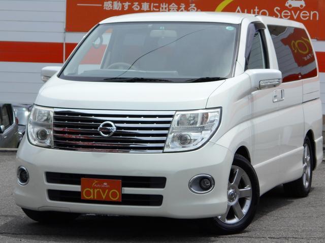 日産 Vエアロ 4WD 12ヶ月走行距離無制限保証付き