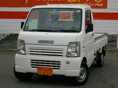 キャリイトラックKC 4WD 5速MT 12ヶ月走行距離無制限保証付き
