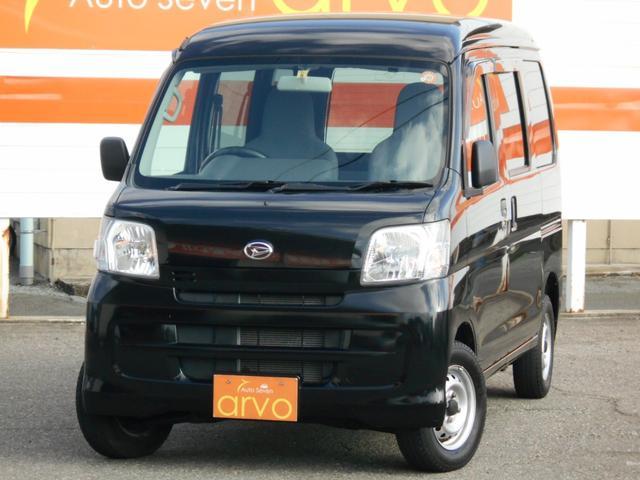 ダイハツ DX 4WD 12ヶ月走行距離無制限保証付き