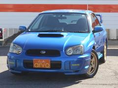 インプレッサWRX WR−リミテッド 2004