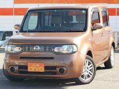 キューブ15X切替4WDMセレクション 12ヶ月走行距離無制限保証付
