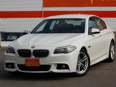 BMW523i Mスポーツ ナビ 8AT バックカメラ