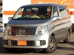 エルグランドV4WD 12ヶ月走行距離無制限保証
