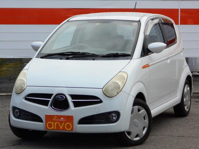 スバル i 4WD 5MT 12ヶ月走行距離無制限保証付き