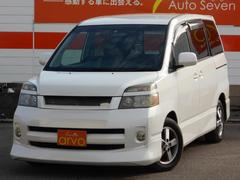 ヴォクシーZ 4WD 12ヶ月走行距離無制限保証付き
