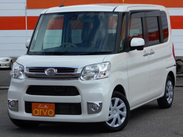 ダイハツ Xターボ SAII 4WD 1年間走行距離無制限保証付き
