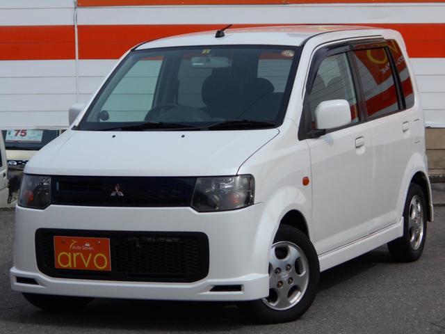 三菱 X 4WD 1年間走行距離無制限保証付き