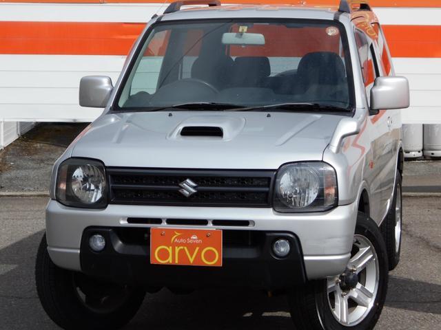 スズキ XC 4WD 1年間走行距離無制限保証付き