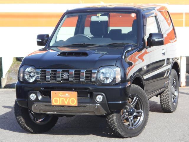 スズキ ランドベンチャー 4WD 1年間走行距離無制限保証付き