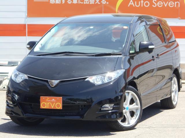 トヨタ アエラス 4WD 1年間走行距離無制限保証付き