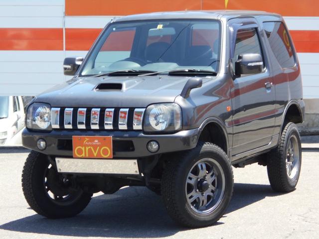 スズキ クロスアドベンチャーXC 4WD 1年間走行距離無制限保証付