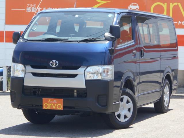 トヨタ ロングDX 4WD 1年間走行距離無制限保証付き