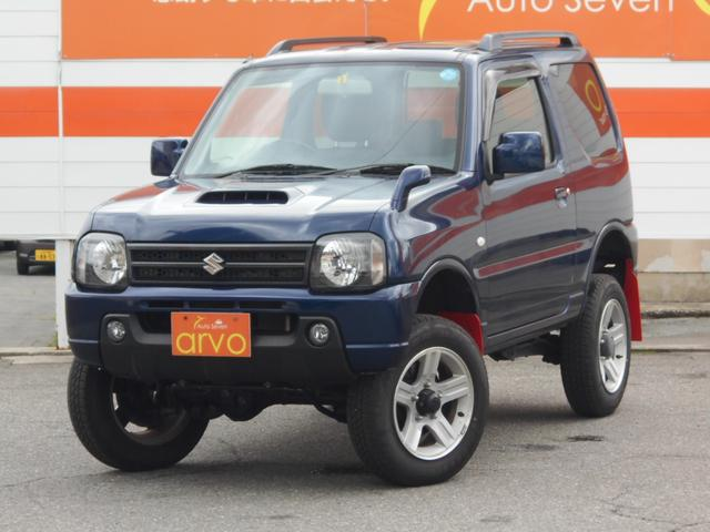 スズキ XC マニュアル 4WD 1年間走行距離無制限付き