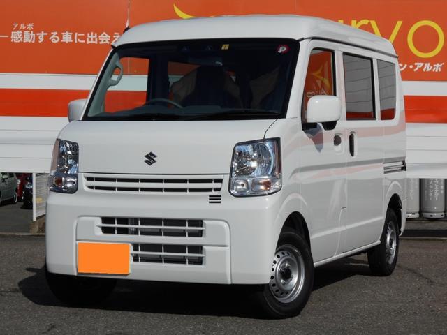 スズキ PCリミテッド 4WD メーカー保証付 届出済未使用車