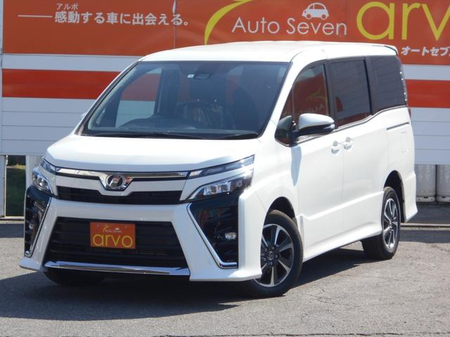 トヨタ ZS 4WD トヨタセーフティセンス 登録済み未使用車