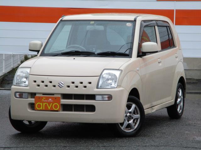 スズキ EII 4WD 1年間走行距離無制限保証付き