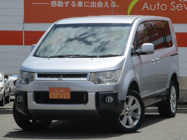 「三菱」「デリカD:5」「ミニバン・ワンボックス」「山形県」の中古車
