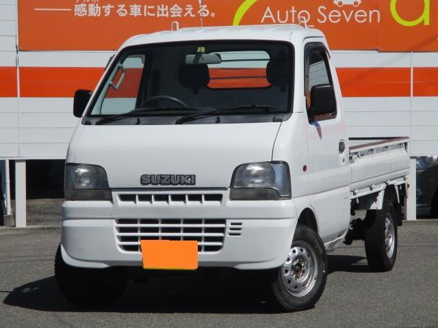 スズキ KU  パワステ 4WD