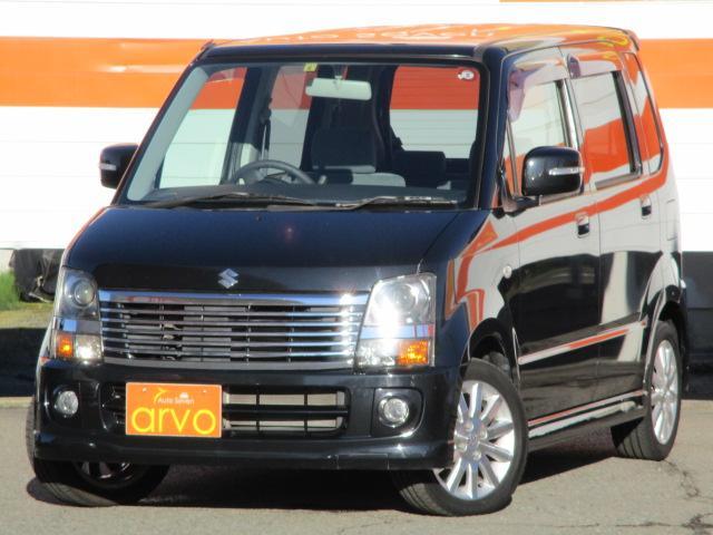 スズキ ワゴンR リミテッド 5年連続NO1&300万台達成記念特別仕様車