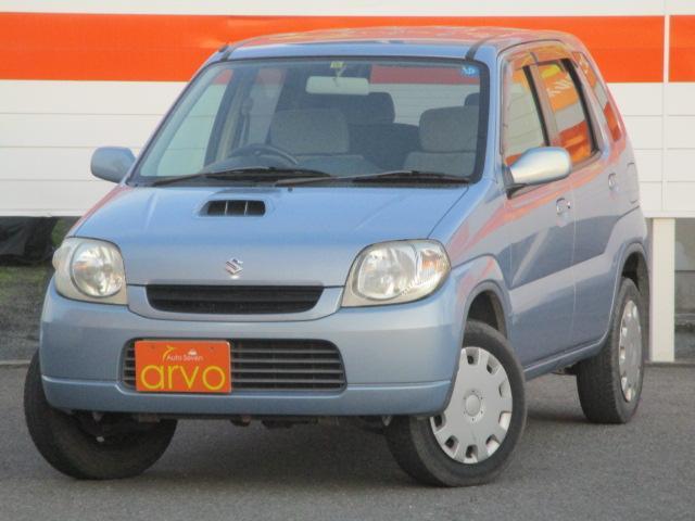 スズキ Kei Bターボ 4WD/デアイサ/ABS
