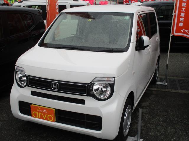 ホンダ Lホンダセンシング 4WD/純正ナビ/Bluetooth/Bカメラ/ETC/スマートキー/シートヒーター