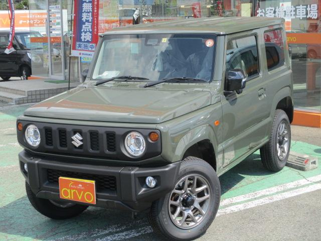 スズキ XC 届出済未使用車/4WD
