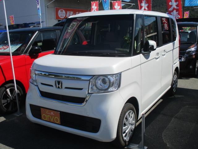 ホンダ G・Lホンダセンシング 4WD/ナビ/左側パワスラ/クルコン/シートヒーター/ETC