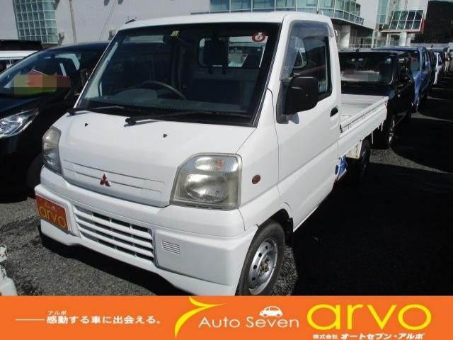 三菱 ミニキャブトラック 三方開4WD 4WD/5MT
