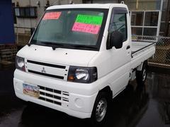 ミニキャブトラックVタイプ 4WD 5速マニュアル 3方開
