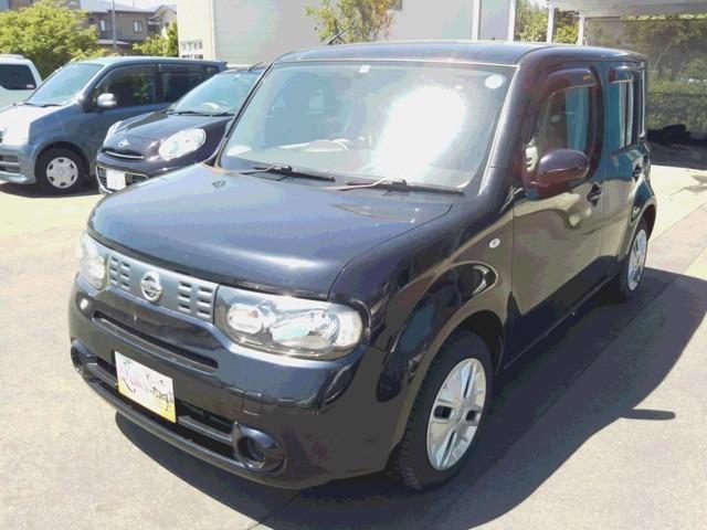 日産 15X FOUR 4WD コラムシフト