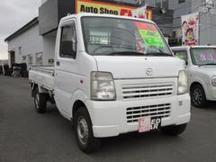 スクラムトラックKC 4WD 5速 パワステ 新品スタッドレス