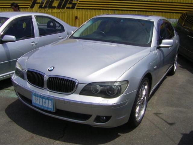 BMW 750i コンフォートパッケージ