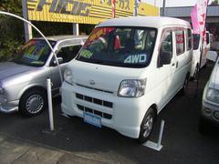 ハイゼットカーゴスペシャル 4WD