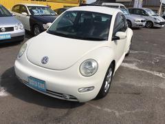 VW ニュービートルフロアAT AW CD エアコン クーペ シートヒーター