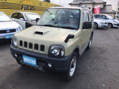 ジムニーKANSAI 4WD 軽自動車 ウィローグリーン