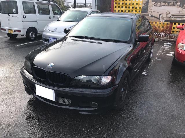 BMW 318i Mスポーツパッケージ AW オーディオ付 AC
