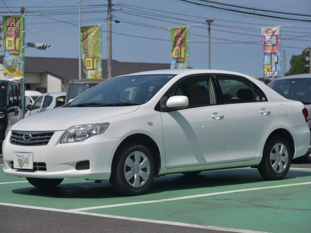トヨタ X HIDリミテッド バックカメラ オートエアコン オートライト