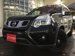 エクストレイル20X /インテリジェントキー・HDDナビ・Bカメラ・HID・シートヒーター・4WD/