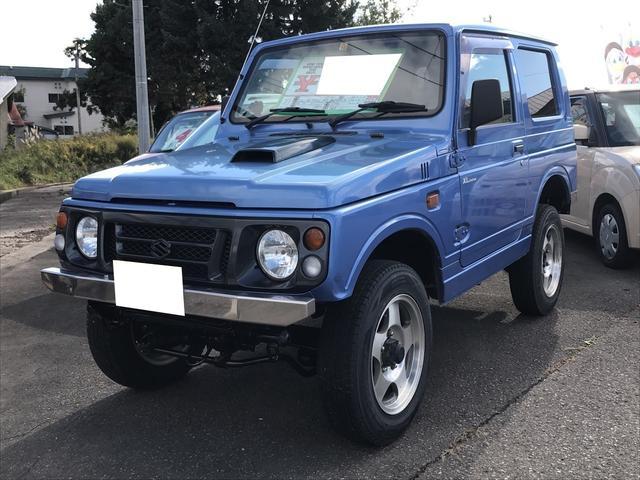 スズキ ジムニー XLリミテッド ナビ 4WD AT