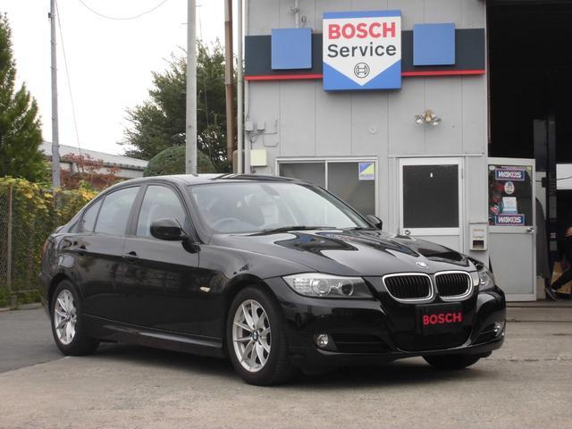 BMW 3シリーズ 320i 後期型 純正HDDナビ 純正HID ...