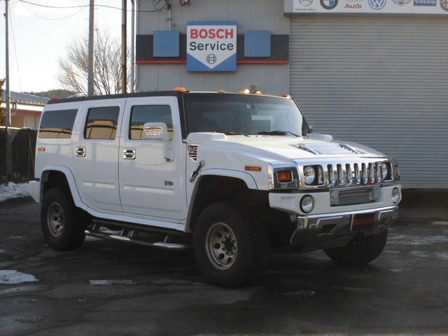 「ハマー」「ハマー H2」「SUV・クロカン」「青森県」の中古車