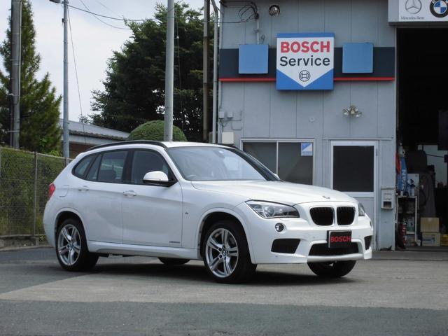 BMW xDrive 20i Mスポーツ 後期型 8AT 4WD 純正18インチアルミ 純正HDDナビ 純正キセノン スペアキー