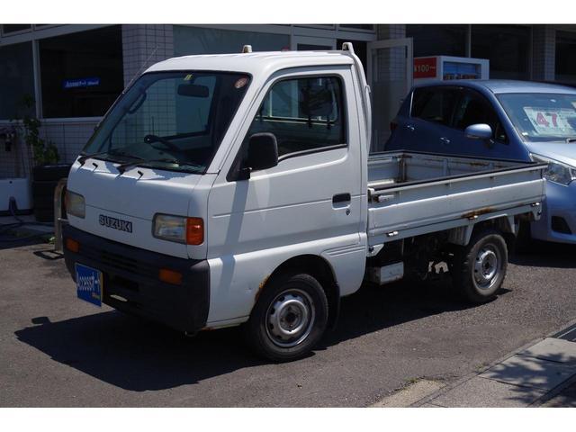 スズキ KA 4WD マニュアル