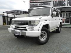 ランドクルーザープラドEXワイド 4WD サンルーフ ディーゼル
