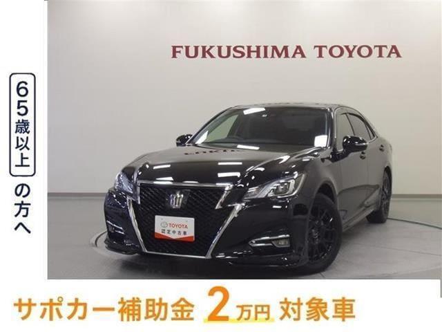 トヨタ アスリートi-Four 4WD バックモニター メモリーナビ