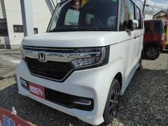 N−BOXカスタムG・Lホンダセンシング 4WD